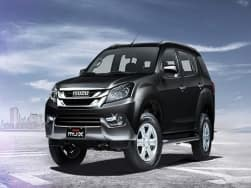 Isuzu MU-X brochure details unofficially revealed ahead of its launch