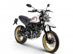 Ducati Scrambler Desert Sled launched in India at INR 9.32 lakh