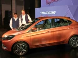 Tata Tigor launched in India at INR 4.70 lakh