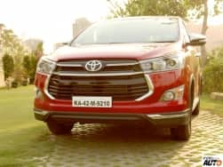 Toyota Innova Touring Sport – First Drive Report: A Unified Tourer