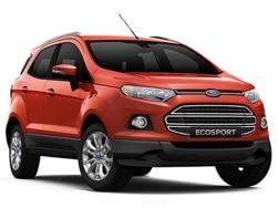 Ford EcoSport Platinum Edition Diesel