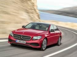 Mercedes-Benz E 220d LWB launching tomorrow in India