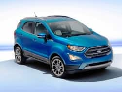 2017 Ford EcoSport facelift spotted in India without camouflage; launching this festive season