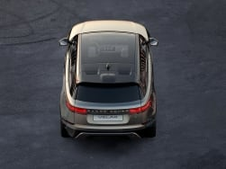 Land Rover Range Rover Velar teased ahead of its reveal on 1st March 2017