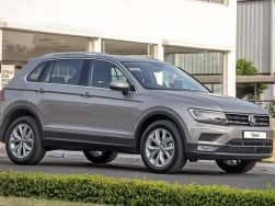 Volkswagen Tiguan bookings open; launching this month in India