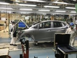 Honda's Tapukara plant visit: A glimpseinto the manufacturing of Honda City, WR-V & Jazz