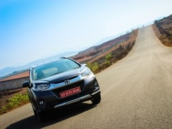 Honda WR-V amasses 12,000 bookings ever since its launch
