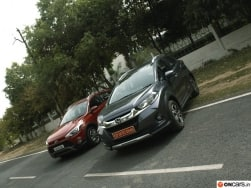 Honda WR-V vs Hyundai i20 Active: The mixed breed battle