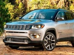 Jeep Compass 2017 bookings open at INR 50,000 ahead of India launch in August