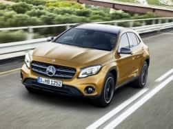 Mercedes Benz GLA Facelift India launch Live streaming: Get price in India, specifications & features
