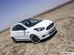 Ford Figo Sport (Diesel Titanium)  – First Drive Review