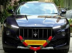 Maserati Levante bought in Bangalore before its official launch in India