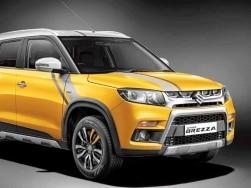 Maruti Suzuki Vitara Brezza sells 12,375 units in May 2017