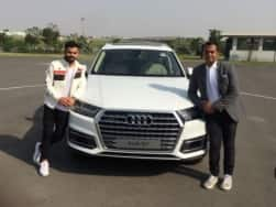Audi India gifts Indian Cricket Team Captain Virat Kohli a brand New Audi Q7