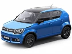 Maruti Suzuki Ignis Delta variant in high demand; comprises of 50 percent of total bookings