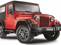 Mahindra Thar recalled for replacement of faulty fuel float sensor in India