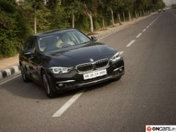 BMW 320i – A Driver's Paradise