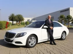 Mercedes Benz S-Class Connoisseur's Edition launched in India at INR 1.21 Crore