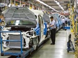 General Motors starts production at its Talegaon Plant