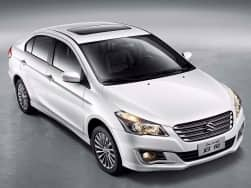 New Maruti Suzuki Ciaz facelift spotted; to get several design and feature updates