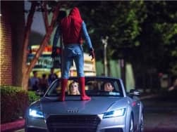 New Audi A8 to make its debut in Spider Man Homecoming ahead of its official world premier