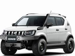 Maruti Suzuki Ignis 4×4 off-roader; Yay or nay?
