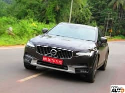 Volvo V90 Cross Country – First Drive Review