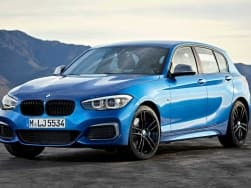2017 BMW 1 Series and 2 series revealed officially