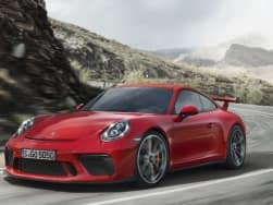 New Porsche 911 GT3 can now be booked in India