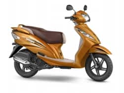 TVS Wego new TV Commercial launched
