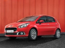 Fiat Punto EVO Pure launched in India at INR 4.92 lakh