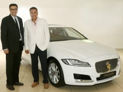 Actor Boman Irani becomes the proud owner of a brand new Jaguar XF