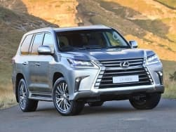 Super luxurious Lexus LX450d launched in India at INR 2.32 crore