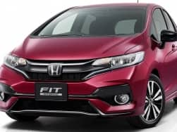 2017 Honda Jazz facelift revealed; likely to arrive in India by year end