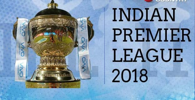 Indian Premier League,  2018