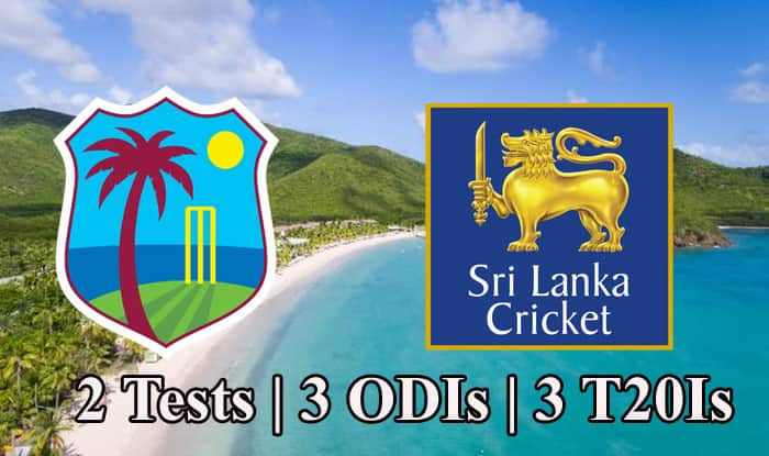 Sri Lanka in West Indies,  2021