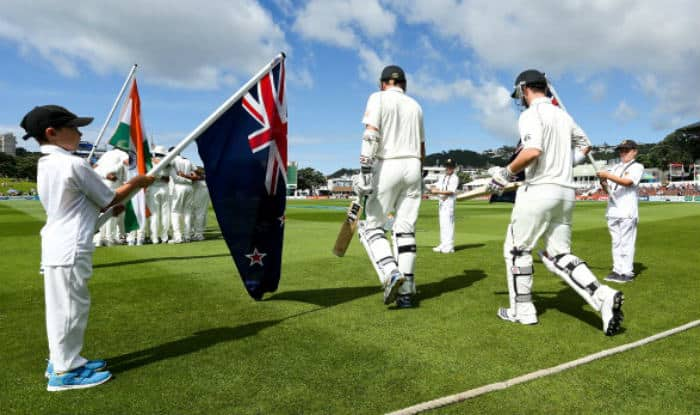 New Zealand in India,  2016