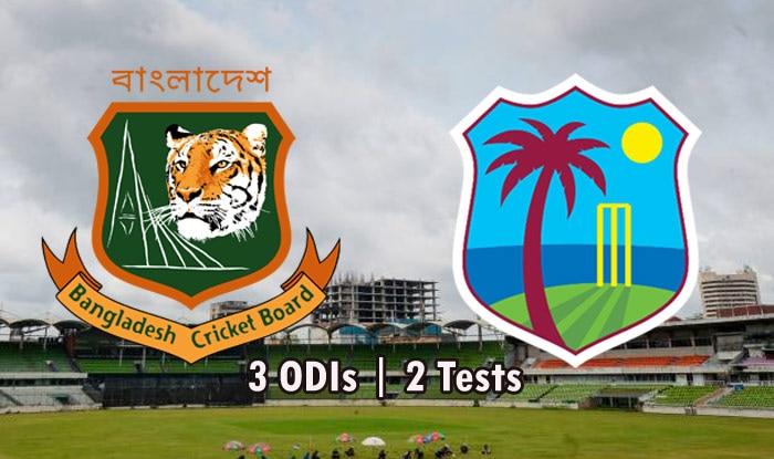 West Indies in Bangladesh,  2021