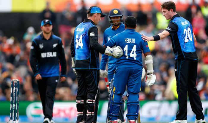 Sri Lanka in New Zealand,  2015