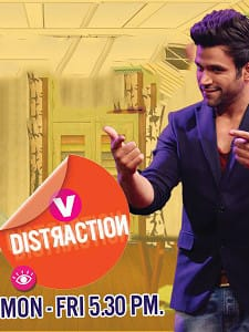 V Distraction