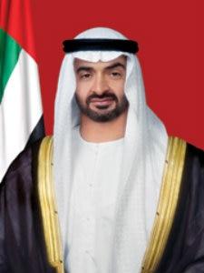 Sheikh Muhammad Bin Zayed Al Nahyan