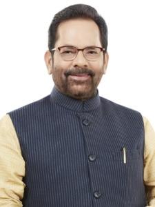 Mukhtar Abbas Naqvi