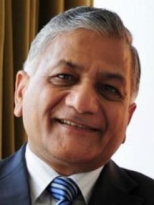 V K Singh