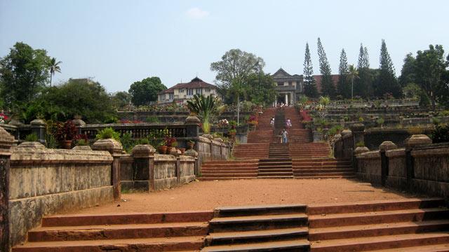 Hill Palace at Thripunithura