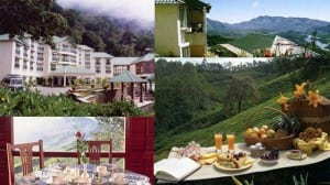 Club Mahindra's Lake View in Munnar
