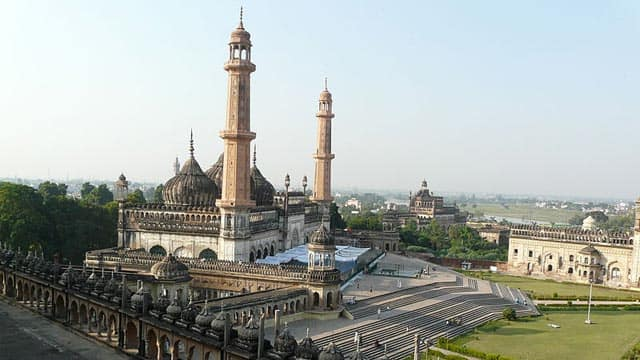 Lucknow City Of Nawabs Tehzeeb And Kebabs India Com