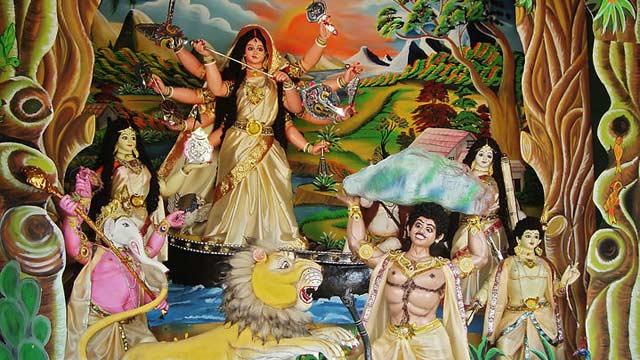 Shubho Durga Puja Eat Pray And Live India Com