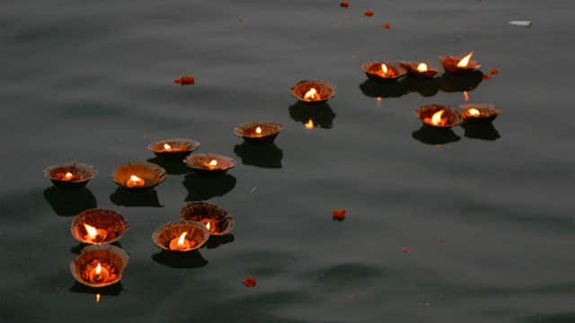 dev deepavali when the river lights up india
