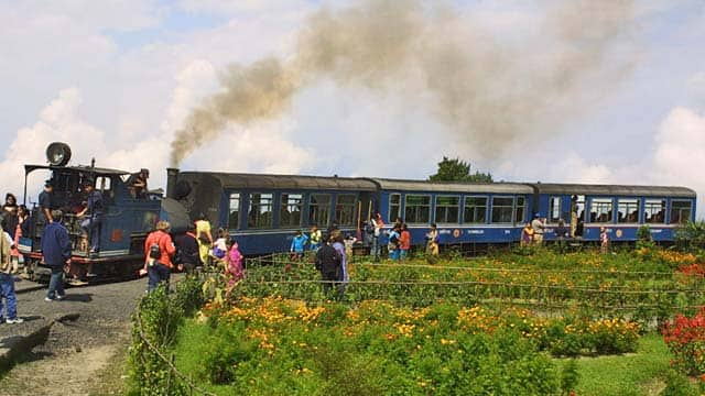 Darjeeling: Tea, toy train and memories of the hill station