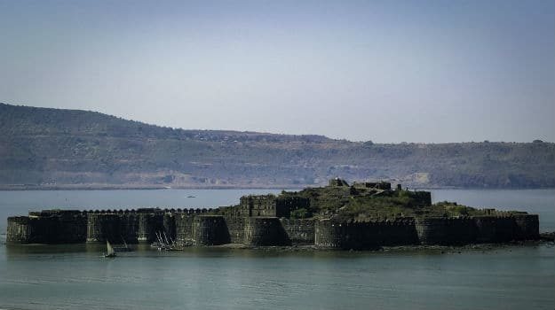 Murud Janjira Fort, Photograph courtesy: Ishan Manjrekar/Creative Commons